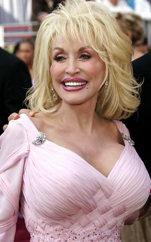 The always candid Dolly Parton has revealed that she's in favor of granting ...