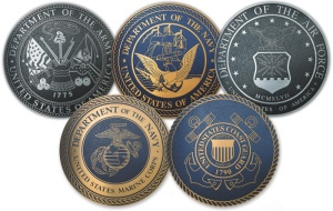 U.S. Military Seals